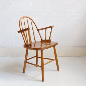 Image of Swedish occasional chair 1960