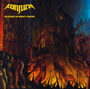 "Image of CONJURE ""Releasing the mighty Conjure"""