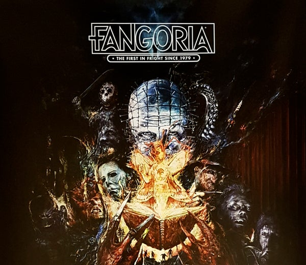 Image of FANGORIA LIMITED EDITION ARTPRINT