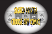 Image of Individual Comic Prints