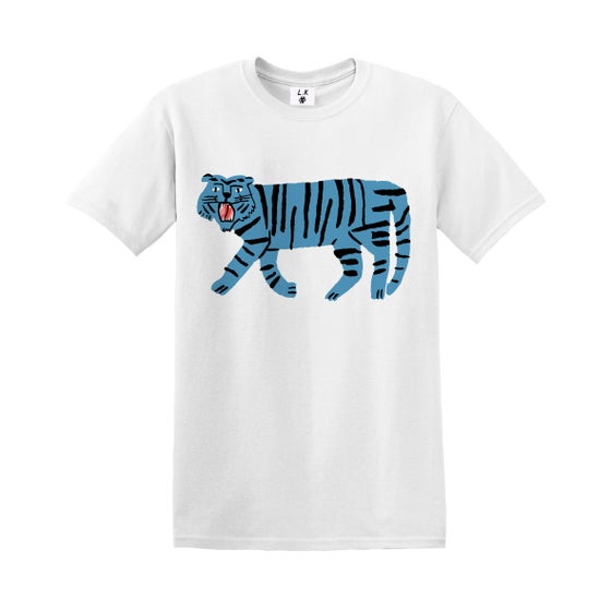 Image of Blue Boy - Adult's T-shirt