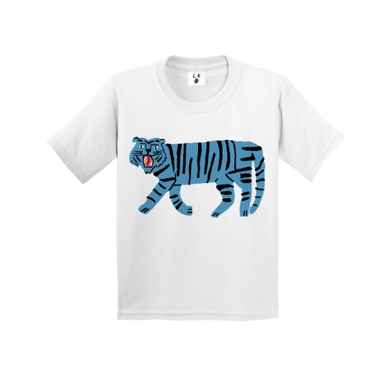 Image of Blue Boy - Kid's T-shirt