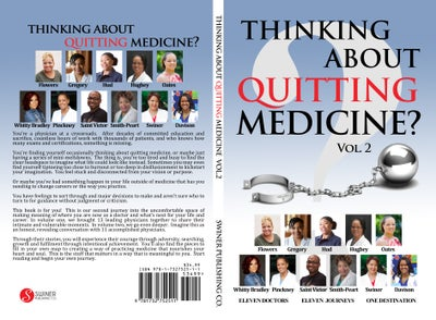 Image of Volume 2 of Thinking About Quitting Medicine