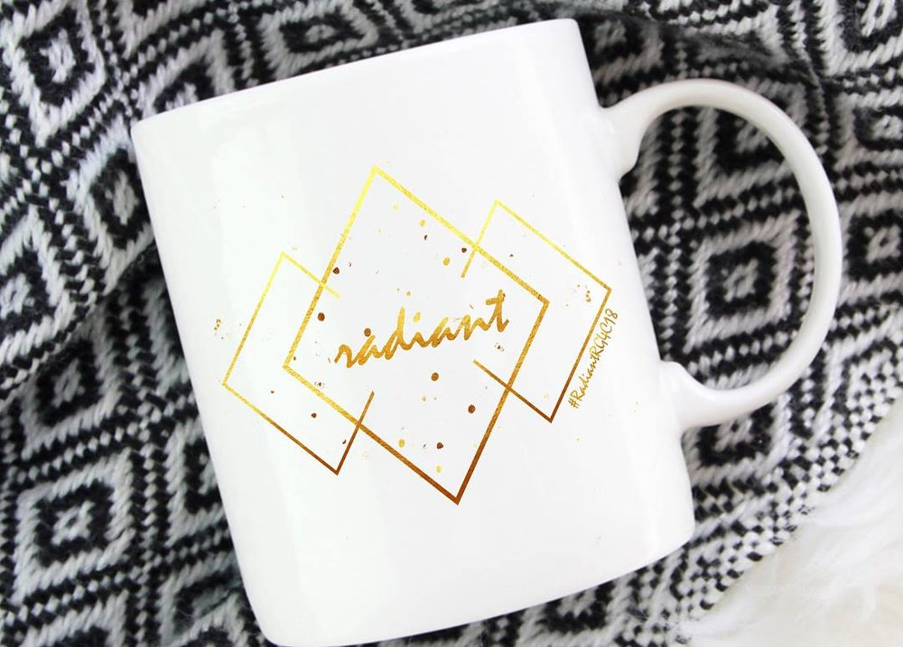 "Image of RG4C ""Radiant"" Mug"