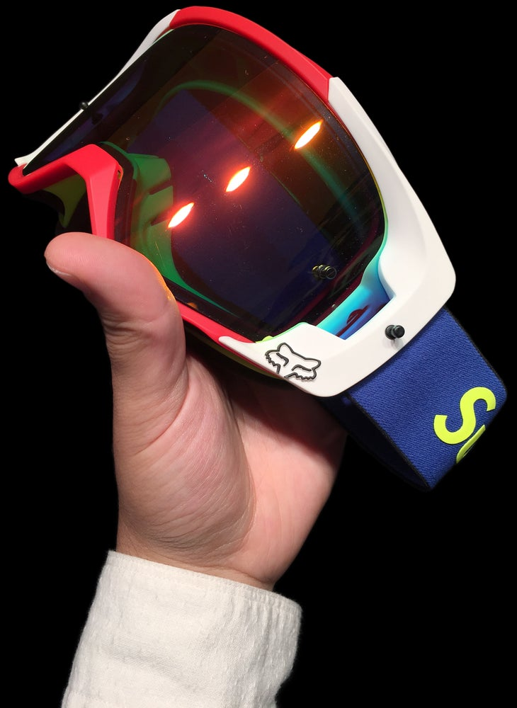Image of 2018 Fox VUE Goggles