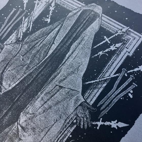 Image of 'cloak' print