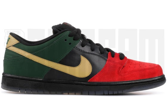 "Image of Nike DUNK LOW PRO SB ""BLACK HISTORY MONTH"""