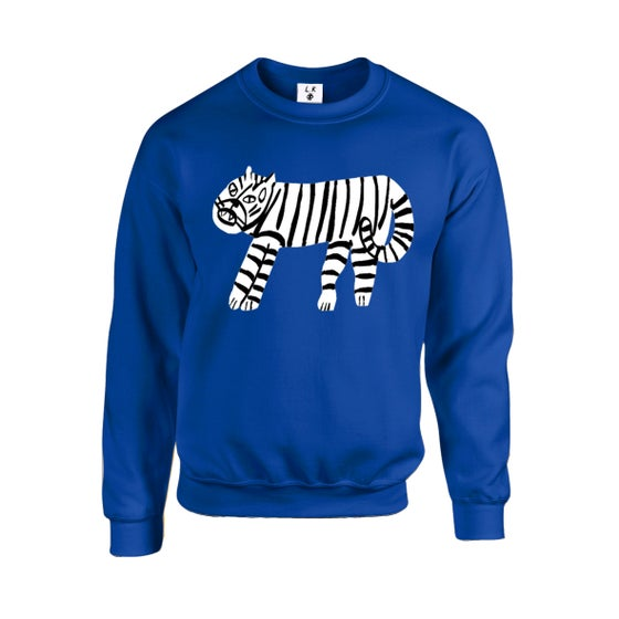 Image of Stripes - Adult's Sweatshirt