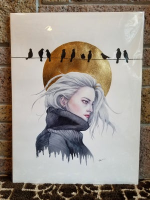 Image of Cold Sky and Turtleneck Series Prints