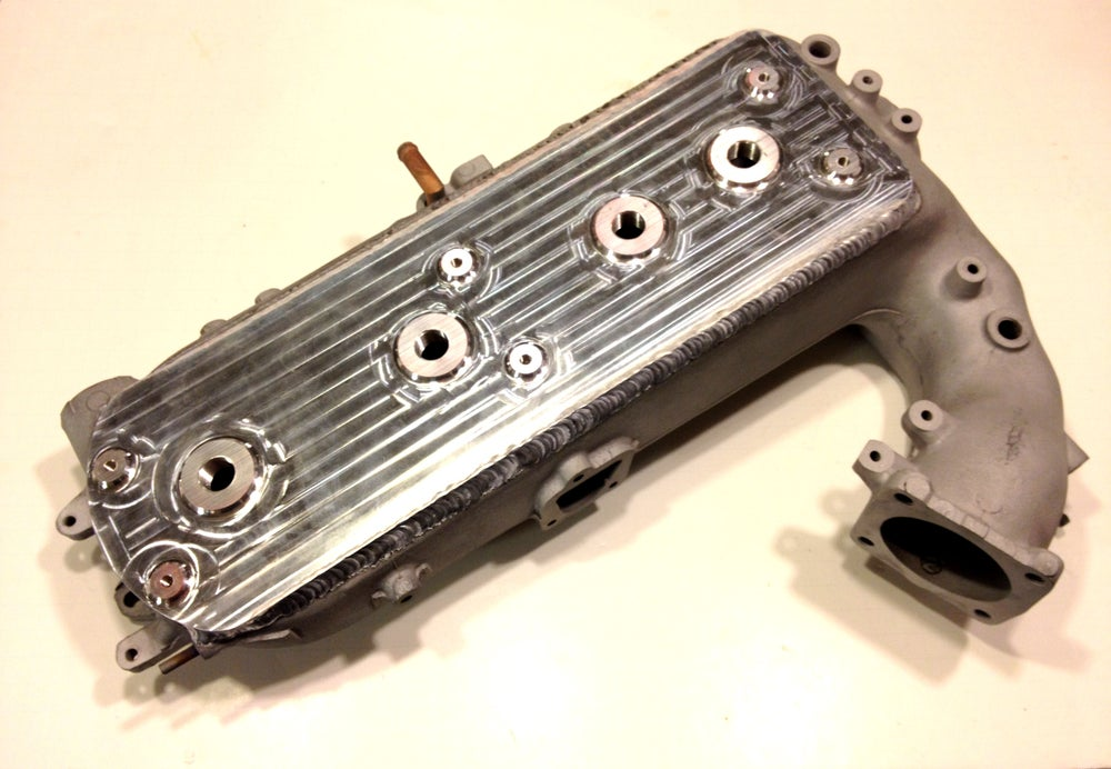 Image of Z31 300ZX Gutted Intake Plenum