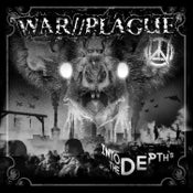 "Image of WAR//PLAGUE ""Into the Depths"" 10 song LP"