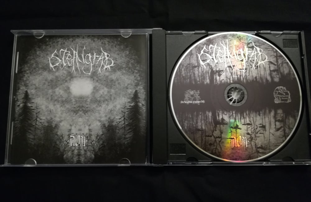Image of STEINGRAB - Äon CD