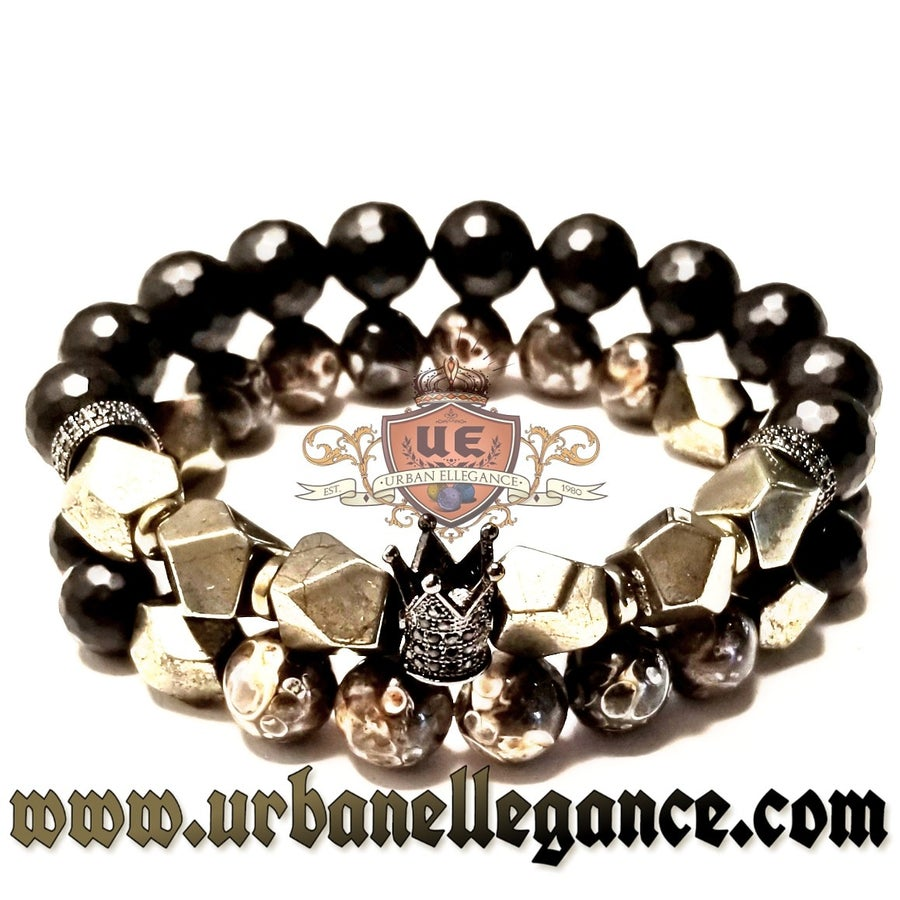 Image of RELOADED!!! UrbanEllegance Blackest Matter Set