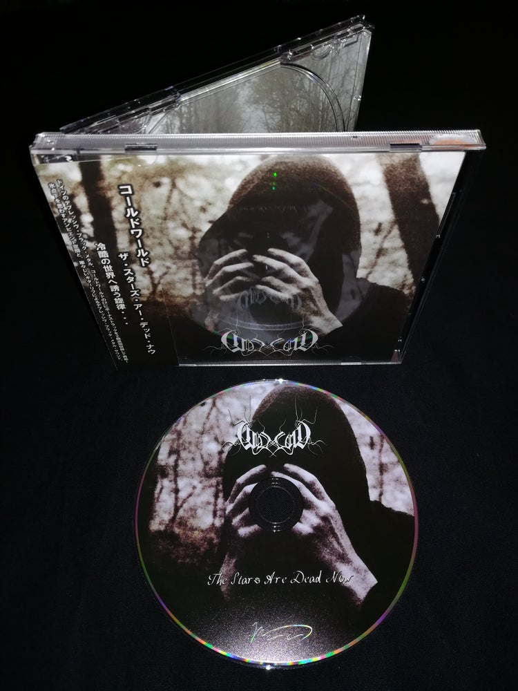 Image of COLDWORLD - The Stars Are Dead Now (CD Japan Import)