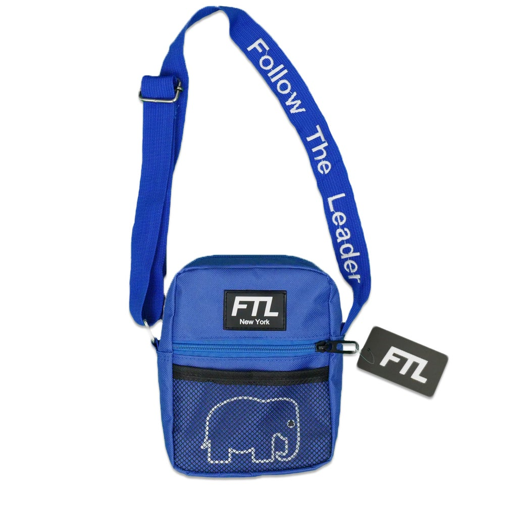 Image of Shoulder Bag (Royal)