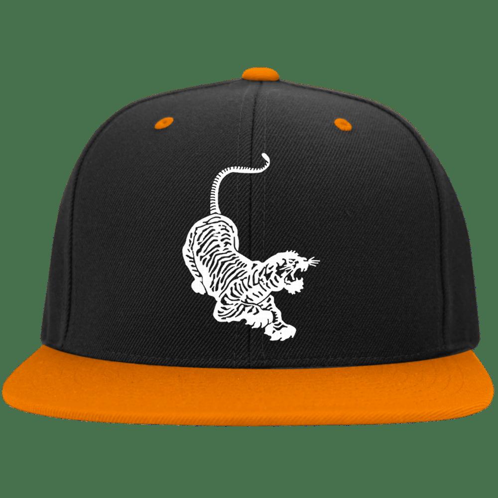 Image of TIGER SNAPBACK HAT!