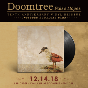 Image of False Hopes LP - DOOMTREE [PRE-ORDER]
