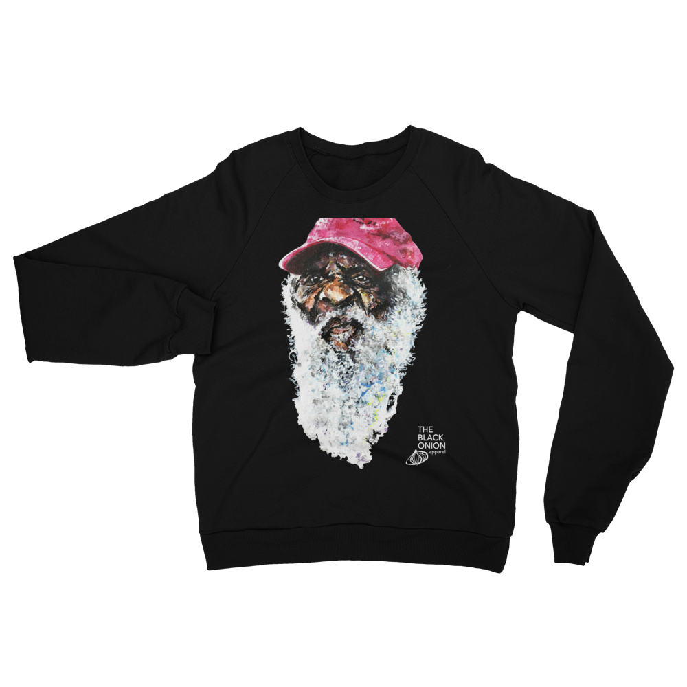 Image of Dick Gregory Crewneck