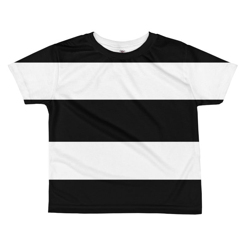 Image of Black + Color Stripes