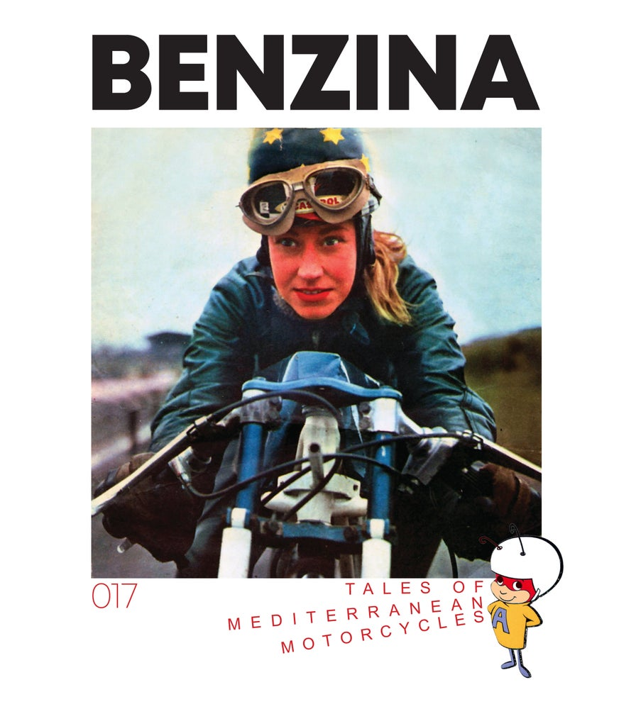 Image of Benzina subscription issues 17 & 18