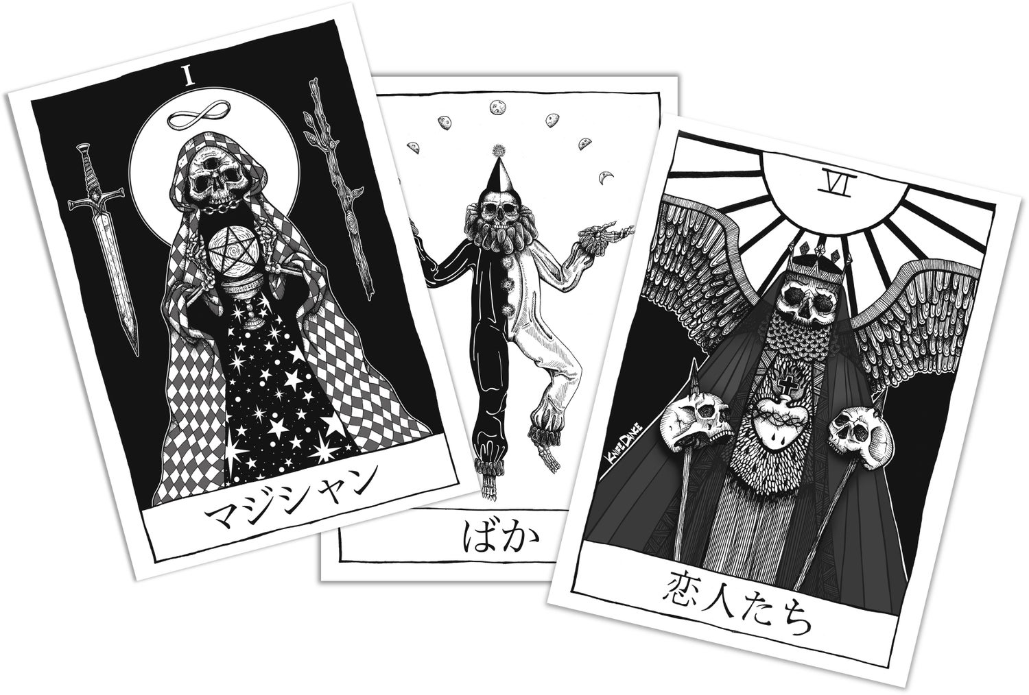 Image of Tarot Card Bundle