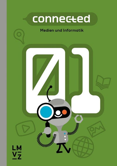 Image of Lehrmittelverlag & Büro Destruct - Connected 01 (Medien & Informatik)