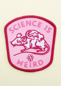 Image of Science Is Weird Patch
