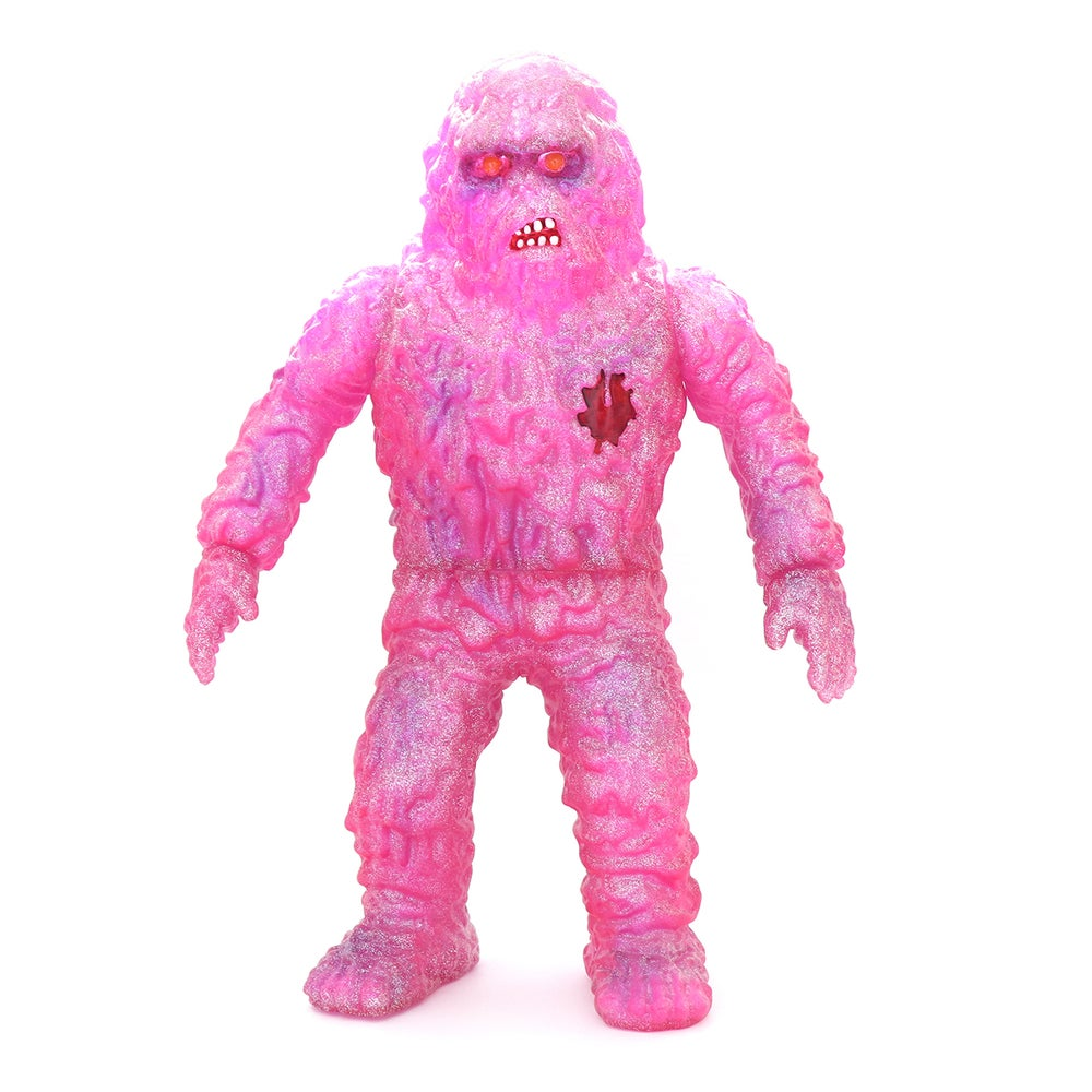Image of THE OILY MANIAC PINK GLITTER VARIANT PRE-ORDER
