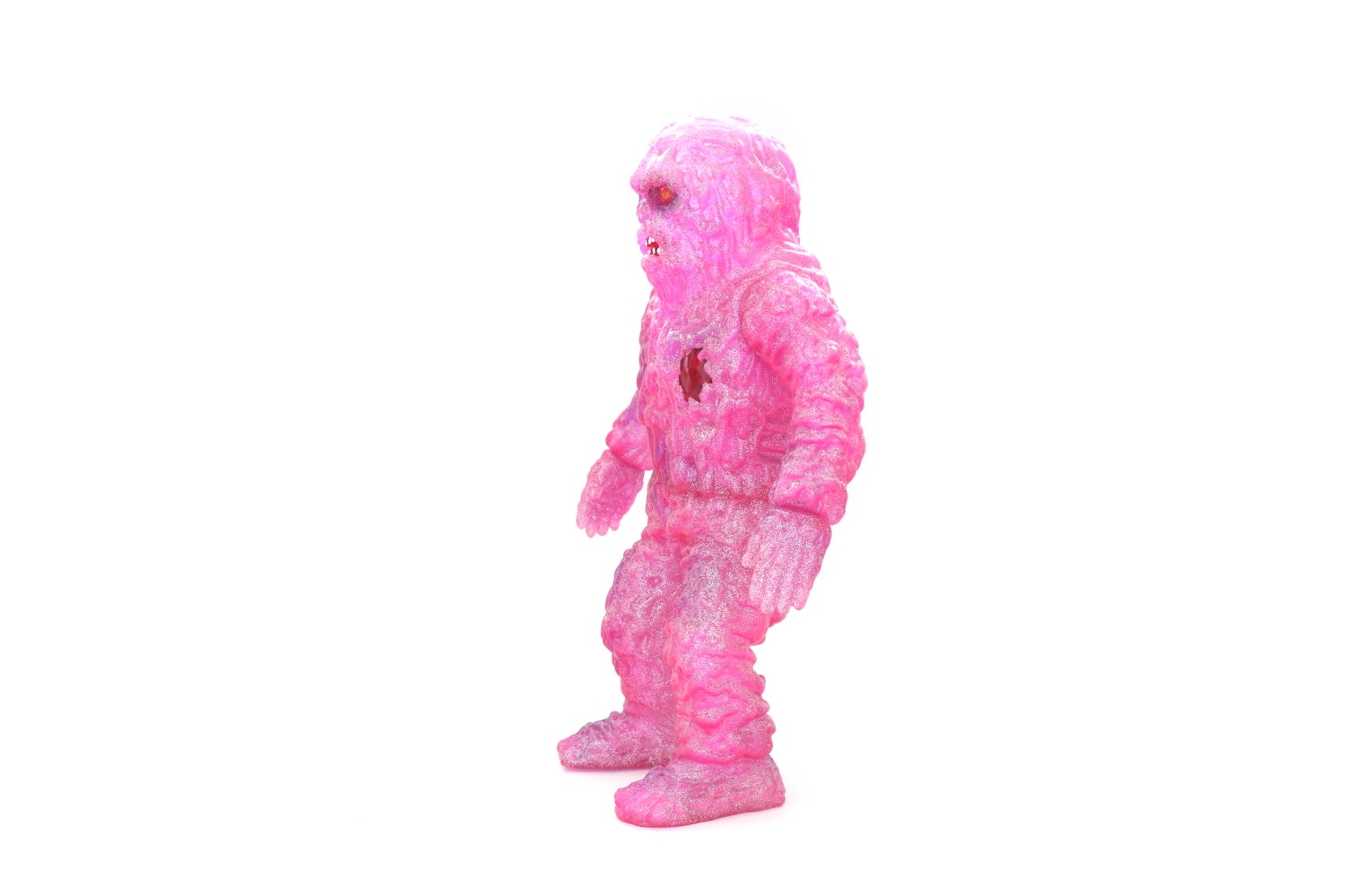 Image of THE OILY MANIAC PINK GLITTER VARIANT