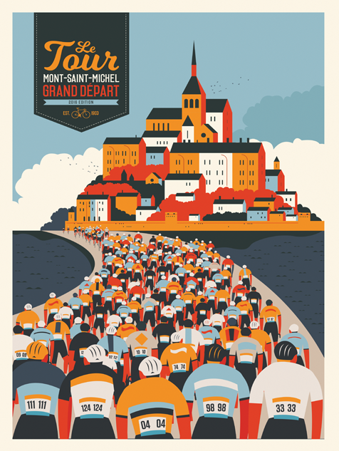 Image of Tour / Mont Saint Michel