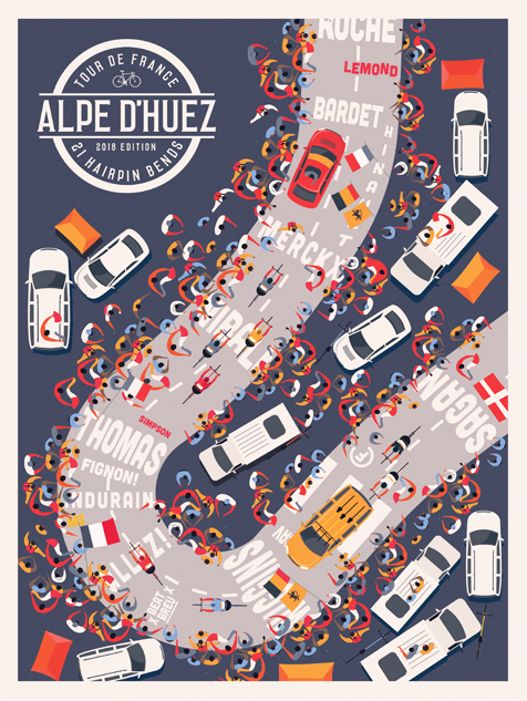 Image of Alpe D'huez 2018