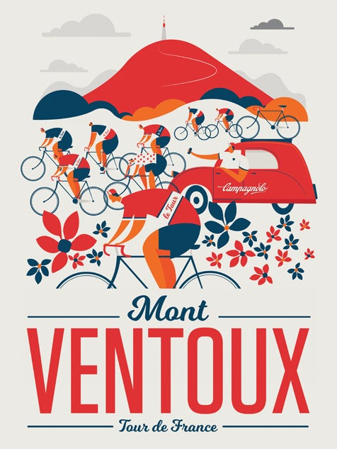 Image of Mont Ventoux / Classic Climbs