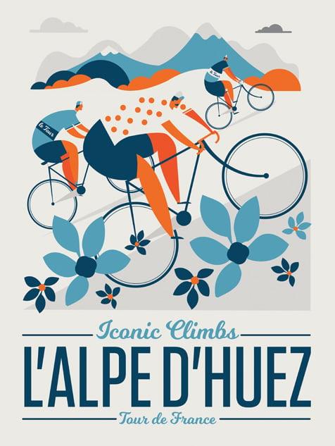 Image of L'Alpe D'huez / Classic Climbs
