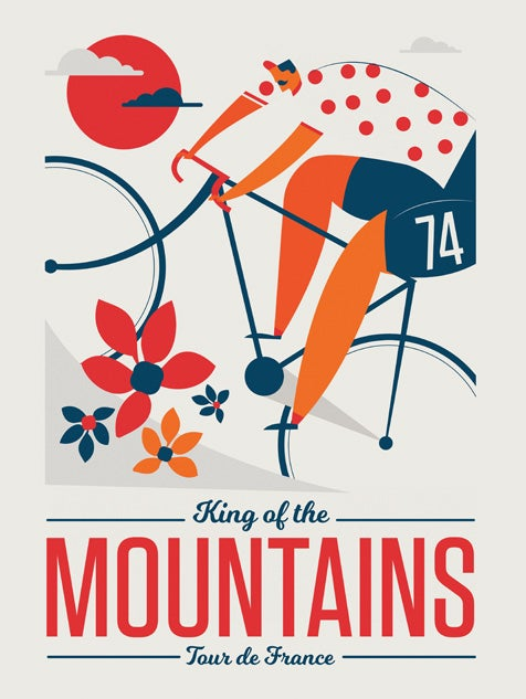 Image of King of the Mountains / Classic Climbs