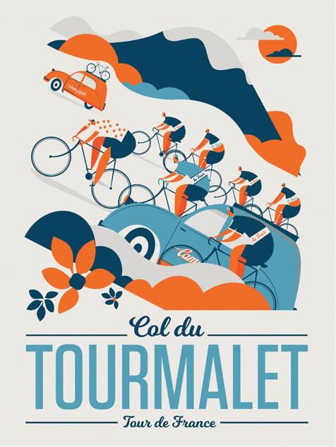 Image of Col du Tourmalet / Classic Climbs