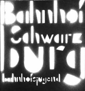 Image of Bahnhof Schwarzburg - Bahnhofsjugend EP - limited