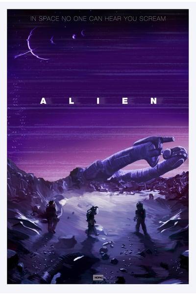 """Image of Alien LV-426 - 24"""" x 36"""" Poster"""