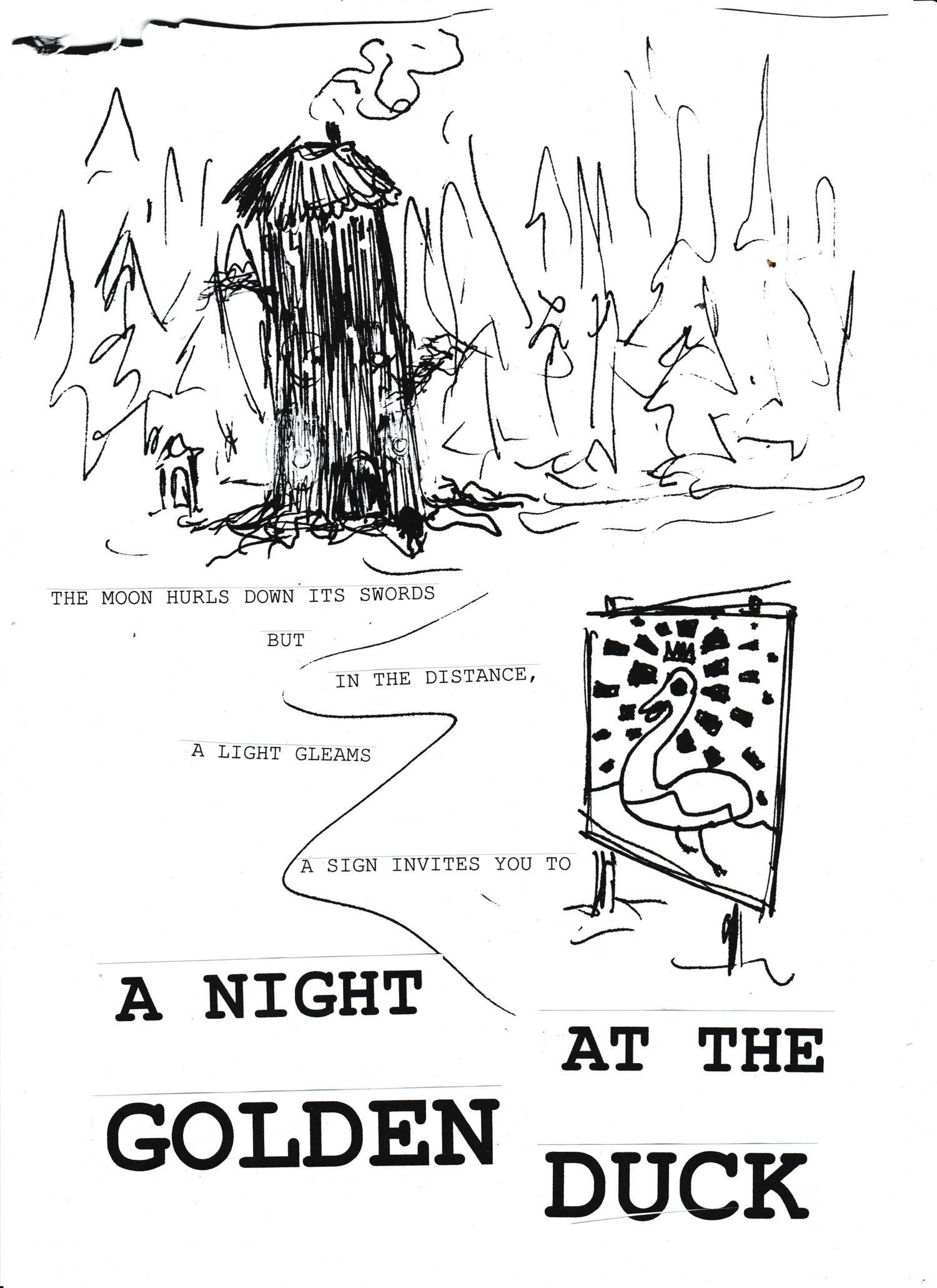 Image of A Night at the Golden Duck