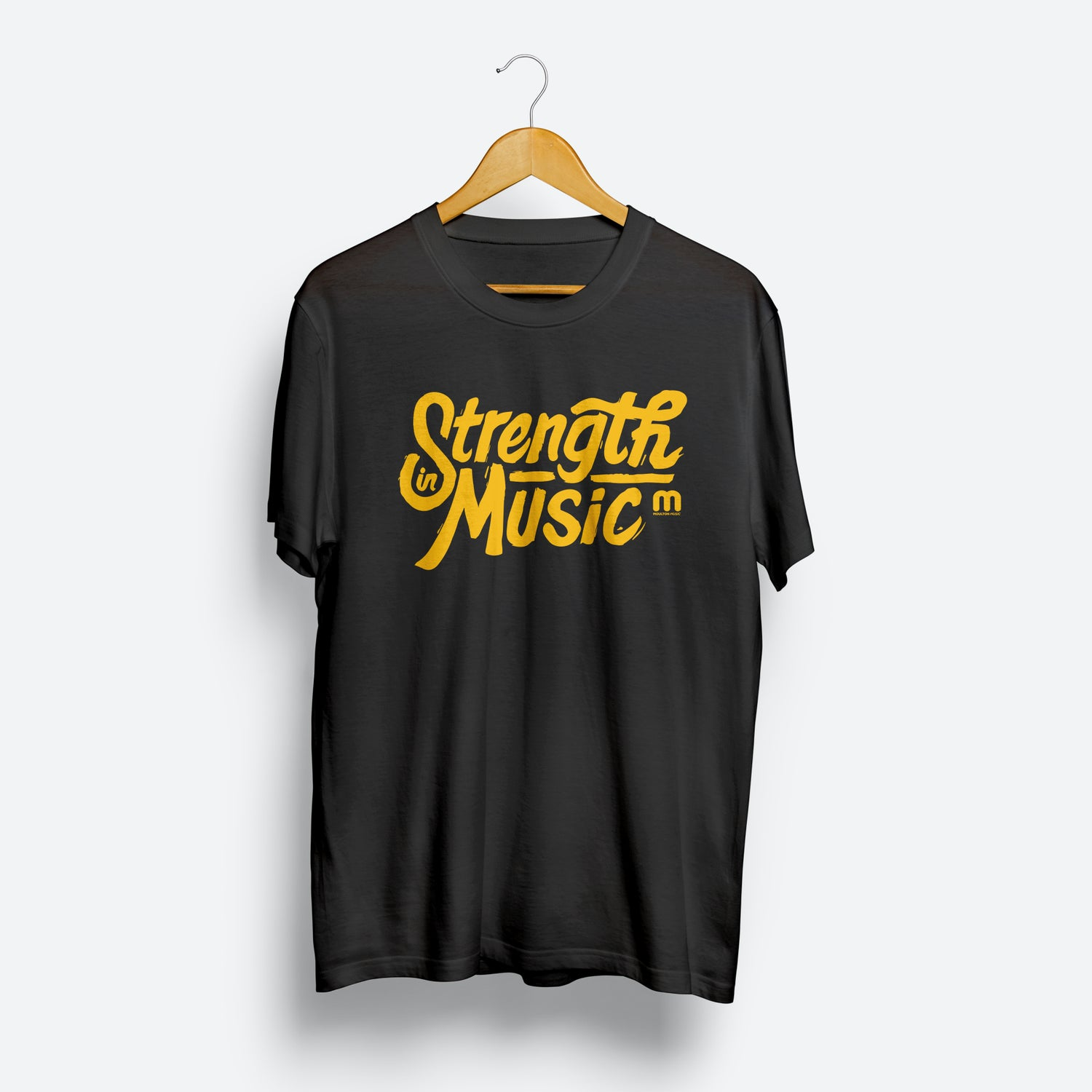 Image of Strength In Music (Black)