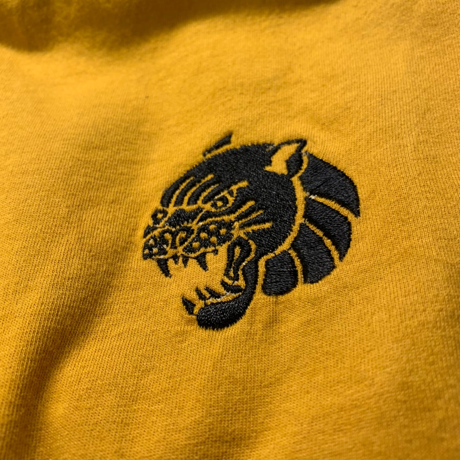 Image of Lil Panther - Embroidered T-shirt