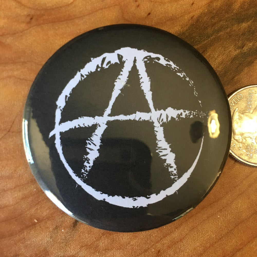 Image of Anarchist Pin