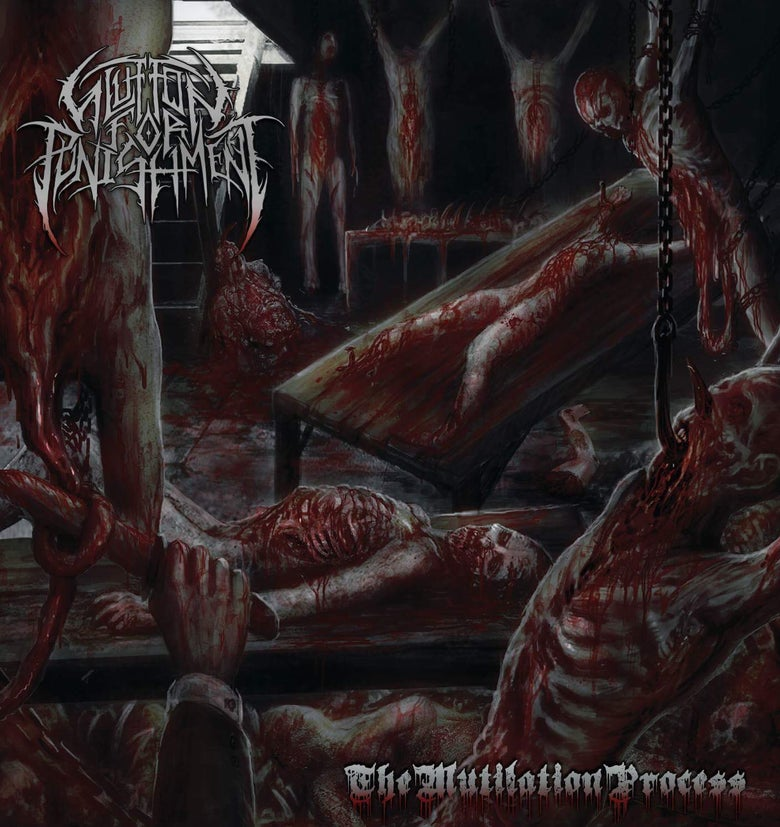 "Image of Glutton for Punishment ""The Mutilation Process"""