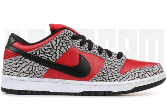 "Image of Nike DUNK LOW PREMIUM SB ""SUPREME"""
