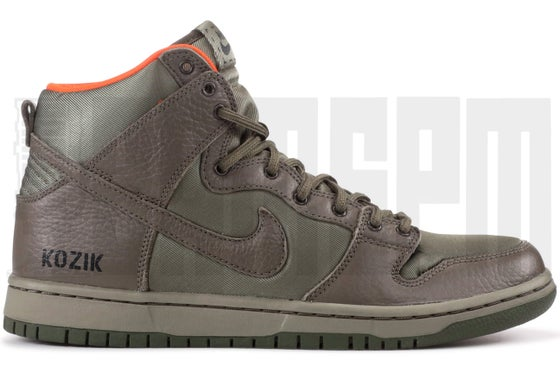 "Image of Nike DUNK HIGH PREMIUM SB ""FRANK KOZIK"""