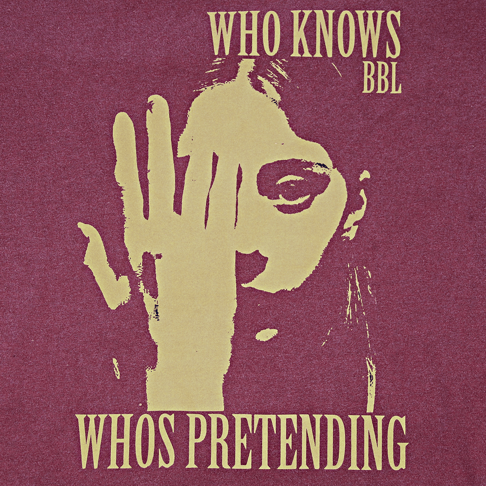 Image of Who Knows T-Shirt