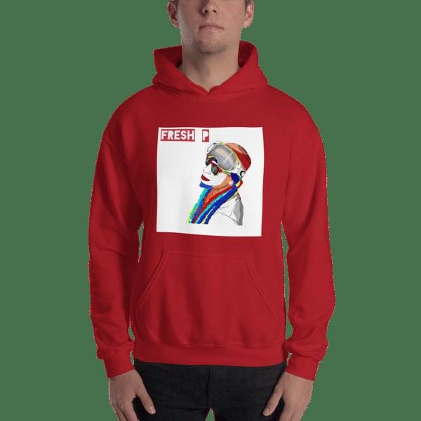 Image of Fresh P Hoodie - Red