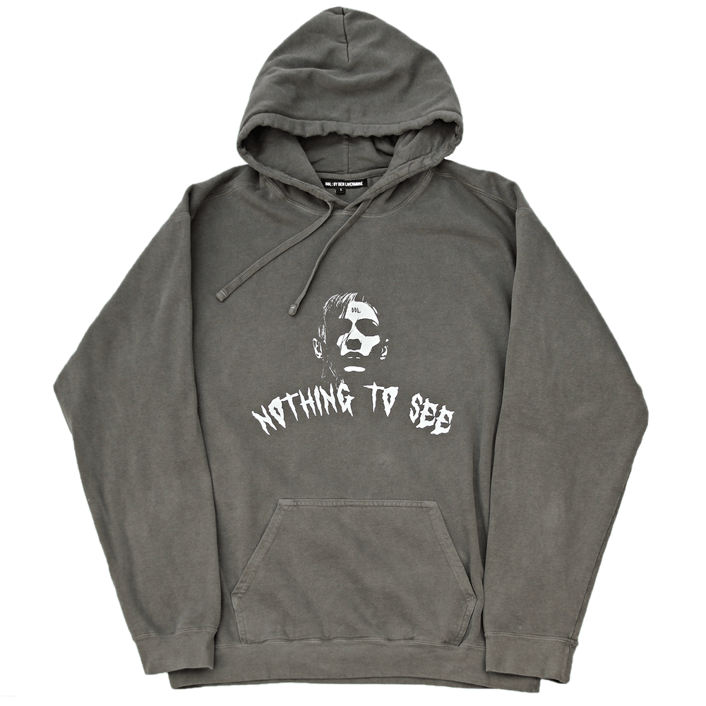 Image of Nothing To See Hoodie