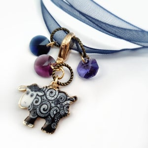 Image of SHEEP ON TOUR STITCHMARKERS