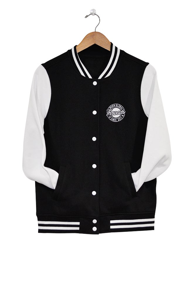 THREADS Women's Letterman Style Jacket