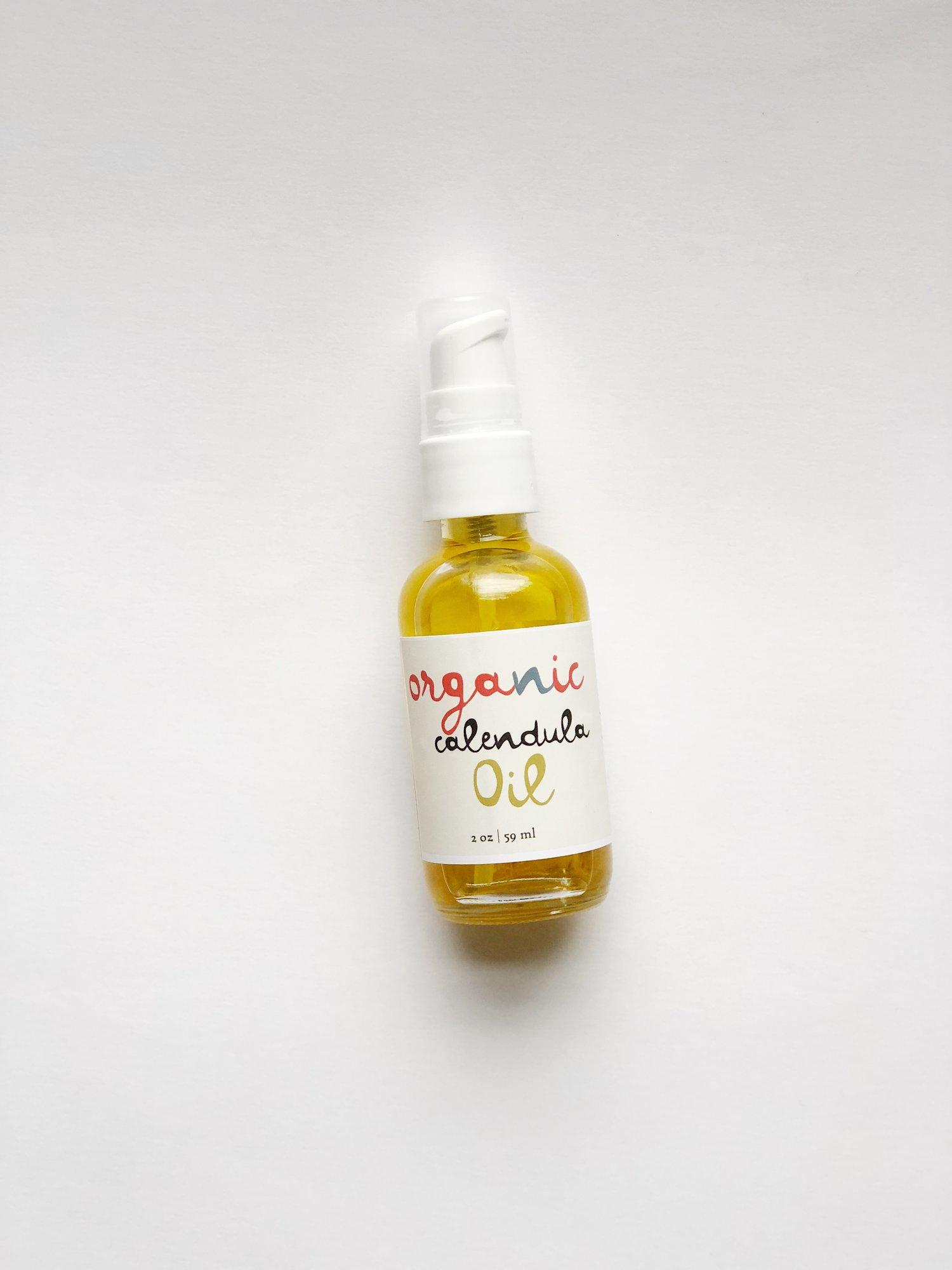 Image of :GLOW LIKE HOLLIGOLD: ORGANIC CALENDULA OIL